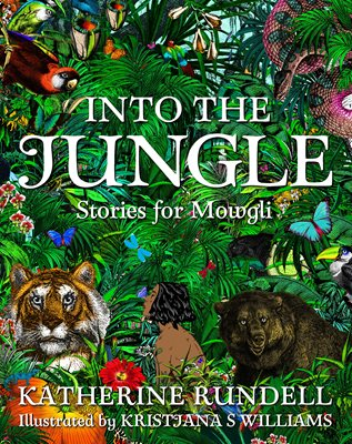 Book cover for Into the Jungle