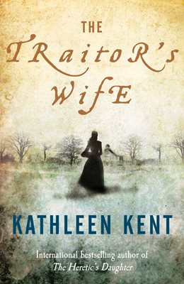 Book cover for The Traitor's Wife
