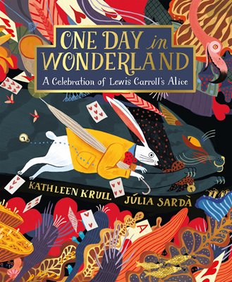 Book cover for One Day in Wonderland