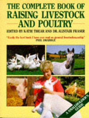 Book cover for Complete Book of Raising Livestock...