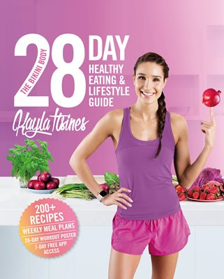 Book cover for The Bikini Body 28-Day Healthy Eating & Lifestyle Guide