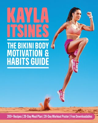 The bikini body motivation and habits guide by kayla itsines events fandeluxe Images