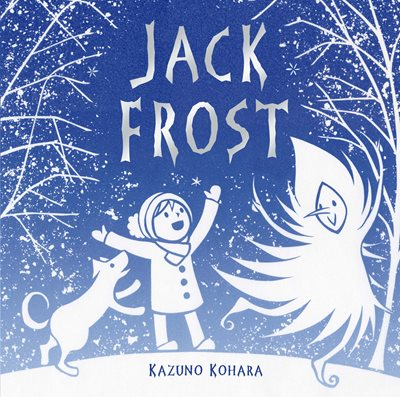 Book cover for Jack Frost