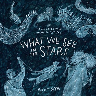 Book cover for What We See in the Stars