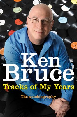Book cover for The Tracks of My Years