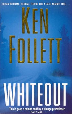 Book cover for Whiteout