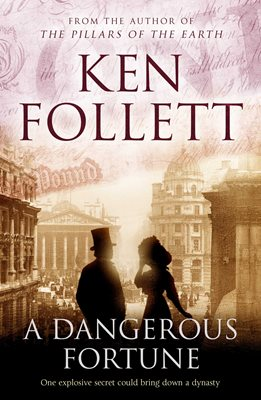 Book cover for A Dangerous Fortune