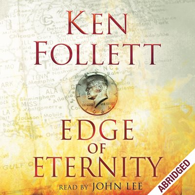 Book cover for Edge of Eternity