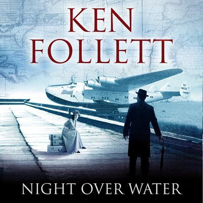 Book cover for Night Over Water