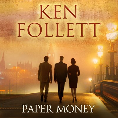 Book cover for Paper Money