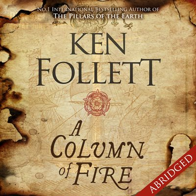 Book cover for A Column of Fire
