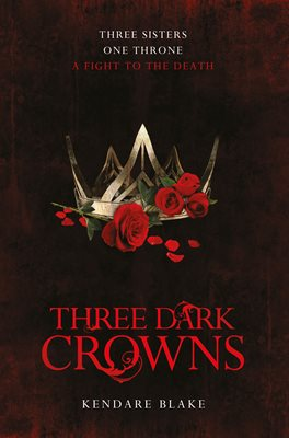 Book cover for Three Dark Crowns