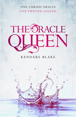 Book cover for The Oracle Queen