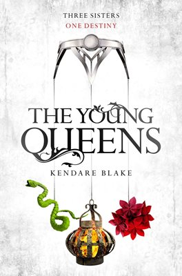 Book cover for The Young Queens