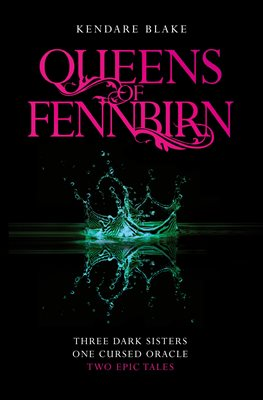 Book cover for Queens of Fennbirn