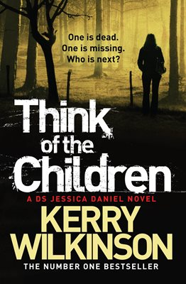 Book cover for Think of the Children