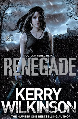 Book cover for Renegade