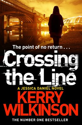 Book cover for Crossing the Line