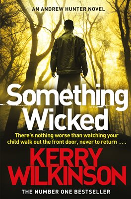 Book cover for Something Wicked