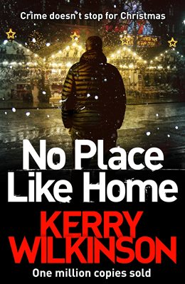 Book cover for No Place Like Home