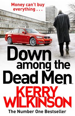 Book cover for Down Among the Dead Men