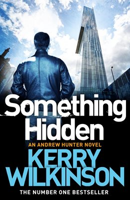 Book cover for Something Hidden