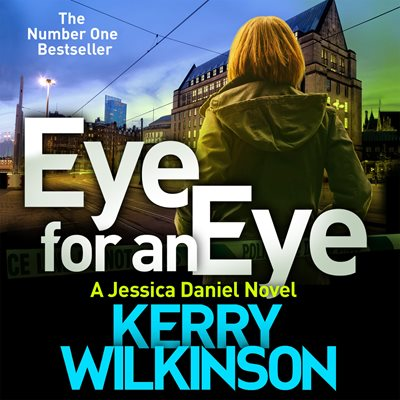 Book cover for Eye for an Eye
