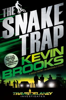Book cover for The Snake Trap