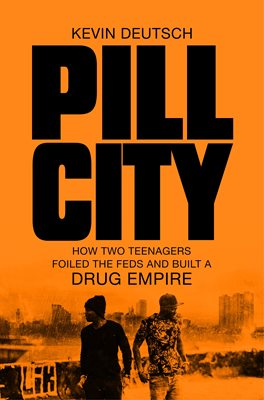 Book cover for Pill City