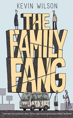 Book cover for The Family Fang