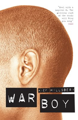 Book cover for War Boy