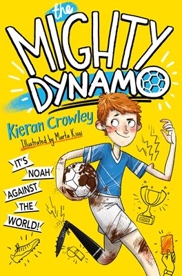Book cover for The Mighty Dynamo