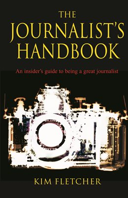 Book cover for The Journalist's Handbook