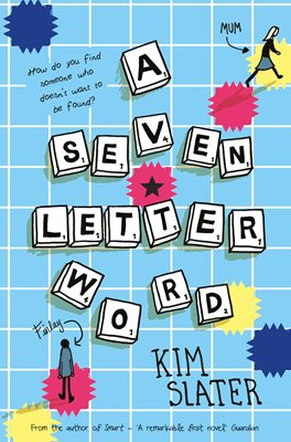 Book cover for A Seven-Letter Word