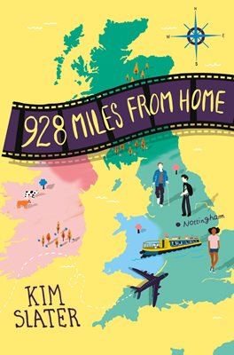 Book cover for 928 Miles from Home