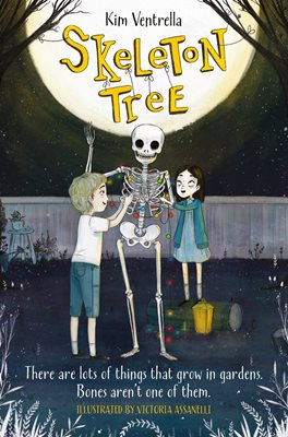 Book cover for Skeleton Tree
