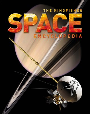 Book cover for The Kingfisher Space Encyclopedia