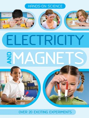 Book cover for Hands-On Science: Electricity and...