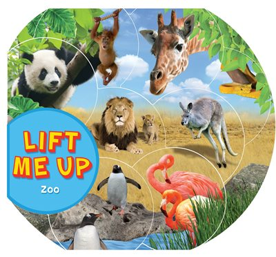 Book cover for Lift Me Up! Zoo