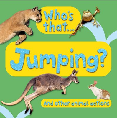 Book cover for Who's That...Jumping?