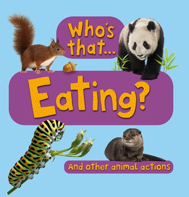 Book cover for Who's That...Eating?