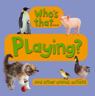 Book cover for Who's That...Playing?