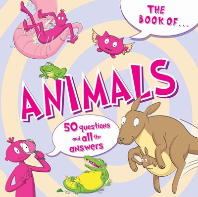 Book cover for The Book of... Animals