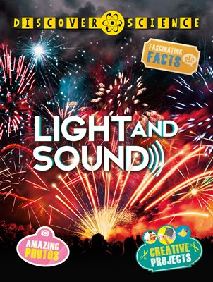 Book cover for Discover Science: Light and Sound