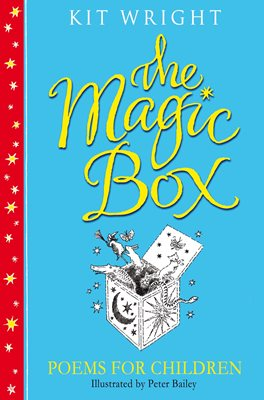 Book cover for The Magic Box