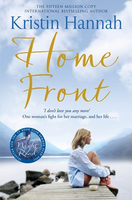 Book cover for Home Front