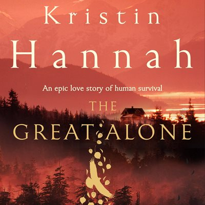 Book cover for The Great Alone