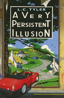 Book cover for A Very Persistent Illusion