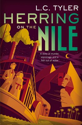 Book cover for Herring on the Nile