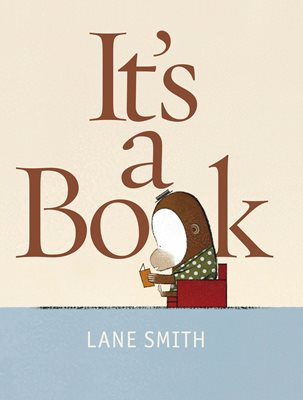 Book cover for It's a Book